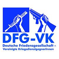 Gruppenlogo von Deutsche Friedensgesellschaft-Vereinigte KriegsdienstgegnerInnen, DFG-VK Aachen