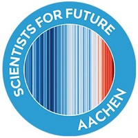 Gruppenlogo von Scientists for Future Aachen